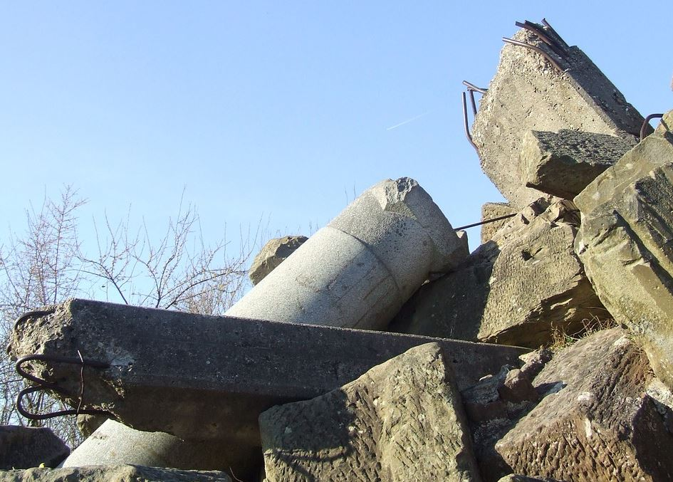 debris construction