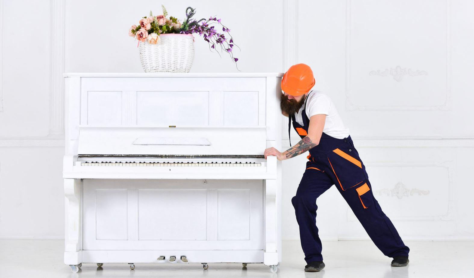 deplacer un piano