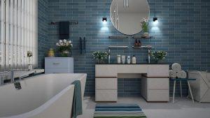 serviettes salle de bain